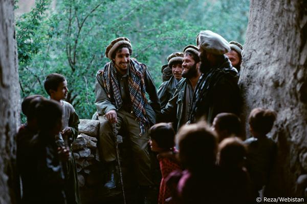 Massoud par Reza
